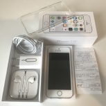 iPhone 5S 16Gb Silver, Екатеринбург