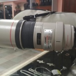 Canon EF 300mm f/4L IS, Екатеринбург