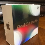 Apple Final Cut Studio 7 Pro 3.0 Retail, Екатеринбург