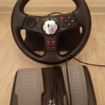 Руль Logitech Formula vibration feedback wheel, Екатеринбург