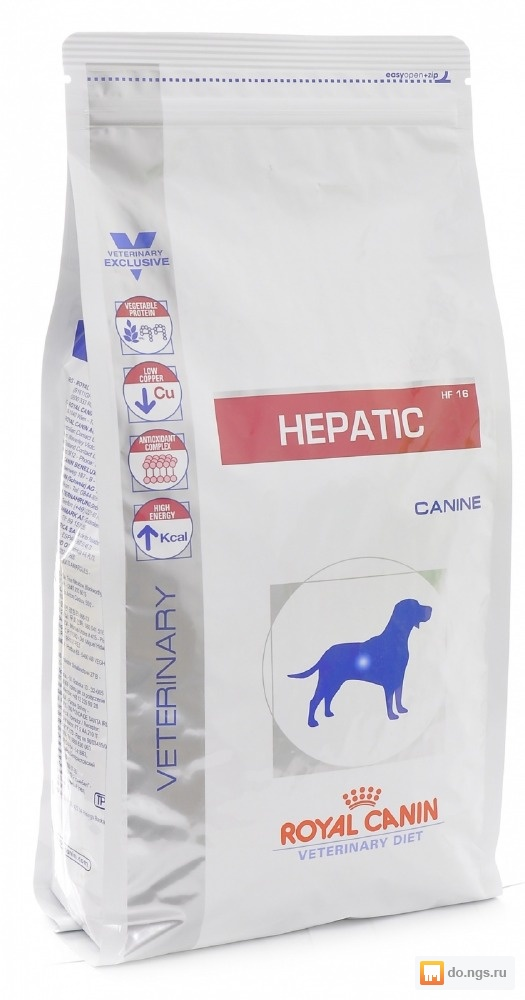 Корм royal canin hepatic hf 26